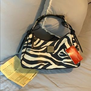 NWT Dooney and Bourke medium hobo